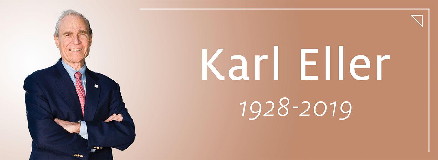 Karl Eller, 1928-2019