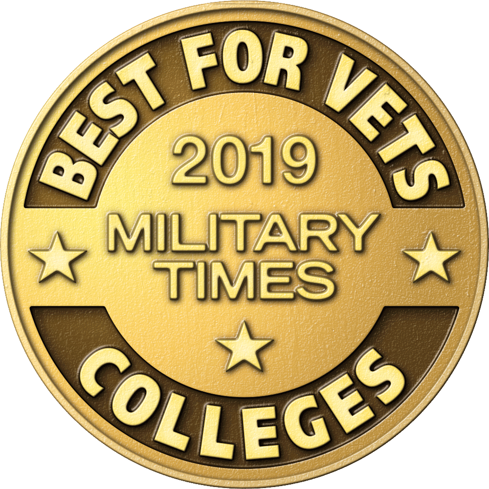 Military Times Best for Vets Colleges 2019