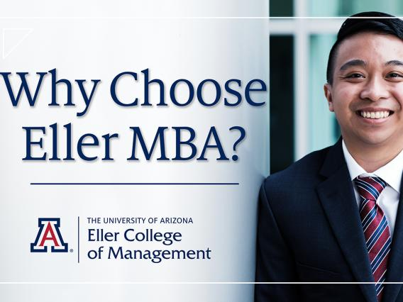 """Why Choose Eller MBA?"" video thumbnail"