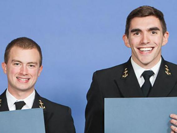 United States Naval Academy Takes Top Prize in UA Eller Collegiate Ethics Case Competition