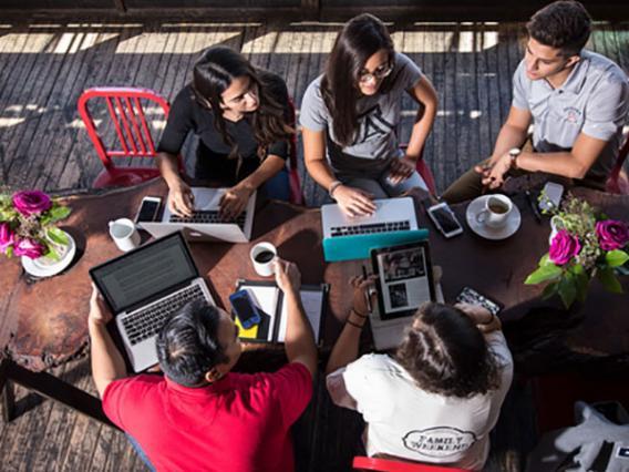 UA Shoots to Upper Tier of Online Universities