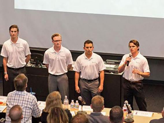 UA Startup Specteros Takes Grand Prize and Wins $31,300 in Awards at the McGuire New Venture Competition on April 28