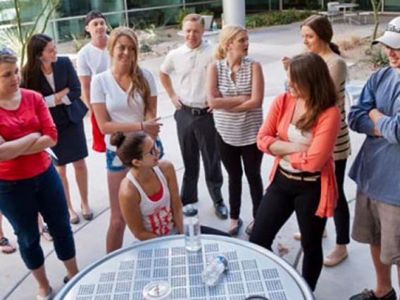 Eller College of Management Moves Up in U.S. News Rankings – Again