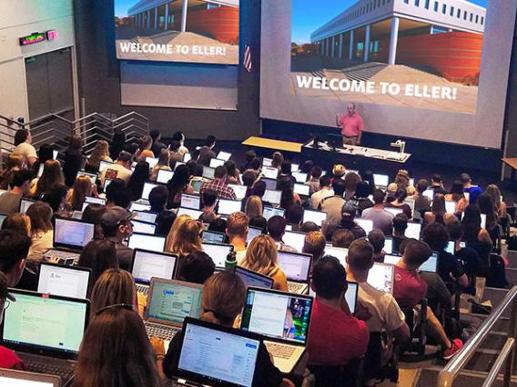 U.S. News & World Report Ranks Eller Graduate Programs Among the Top in the Nation