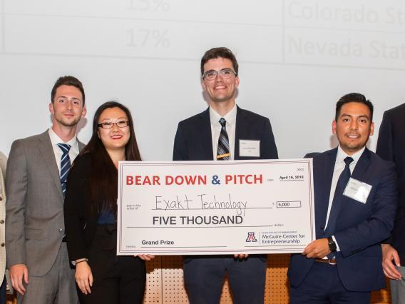 student team wins $5000