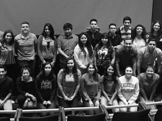Students from Mexico