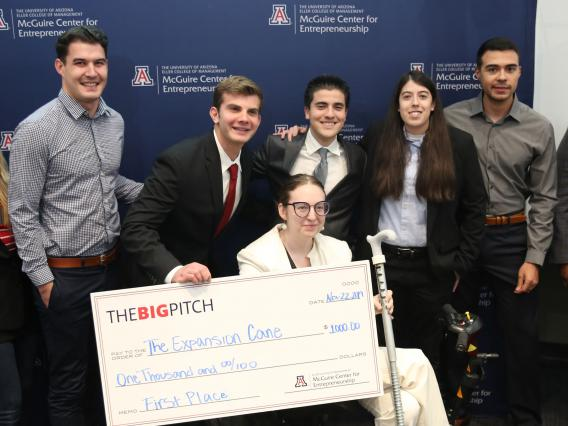 expansion cane winners of pitch competition