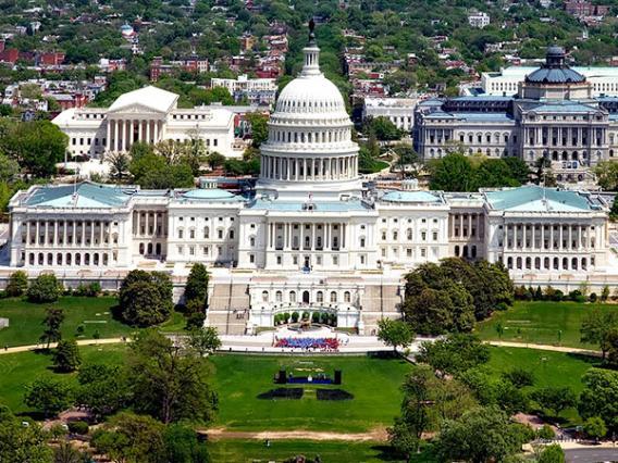 Washington, D.C. (U.S. Capitol building)