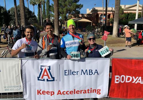 Eller MBA sponsors El Tour de Tucson