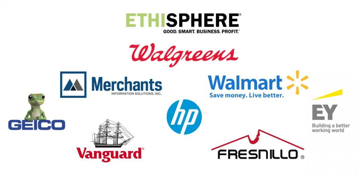 Sponsors of the 2018 Collegiate Ethics Case Competition