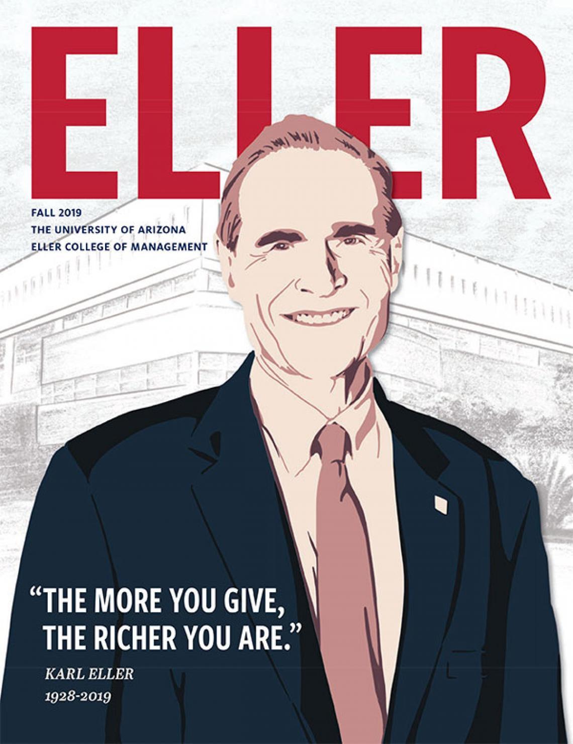 Eller Magazine, Fall 2019