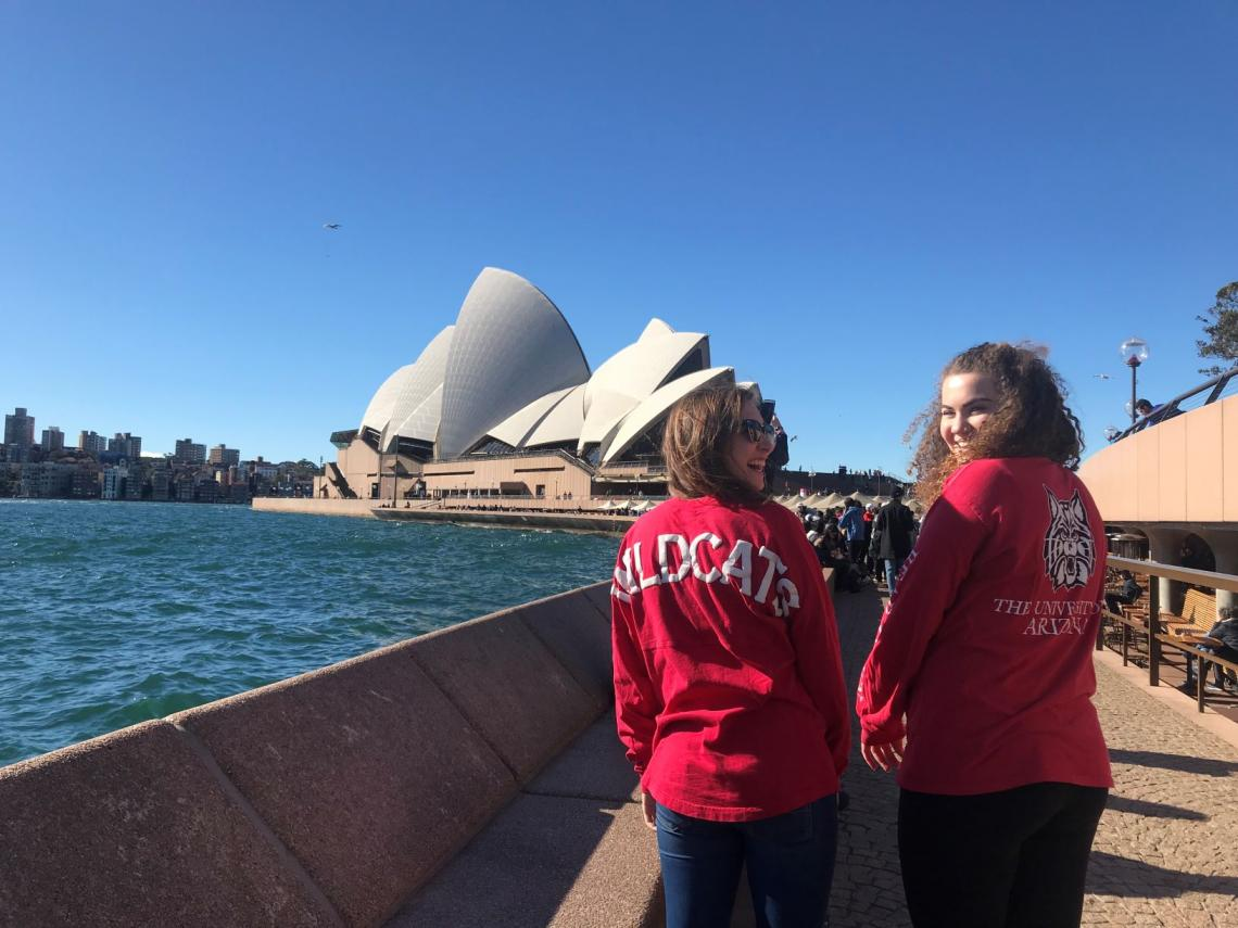 Students in Sydney