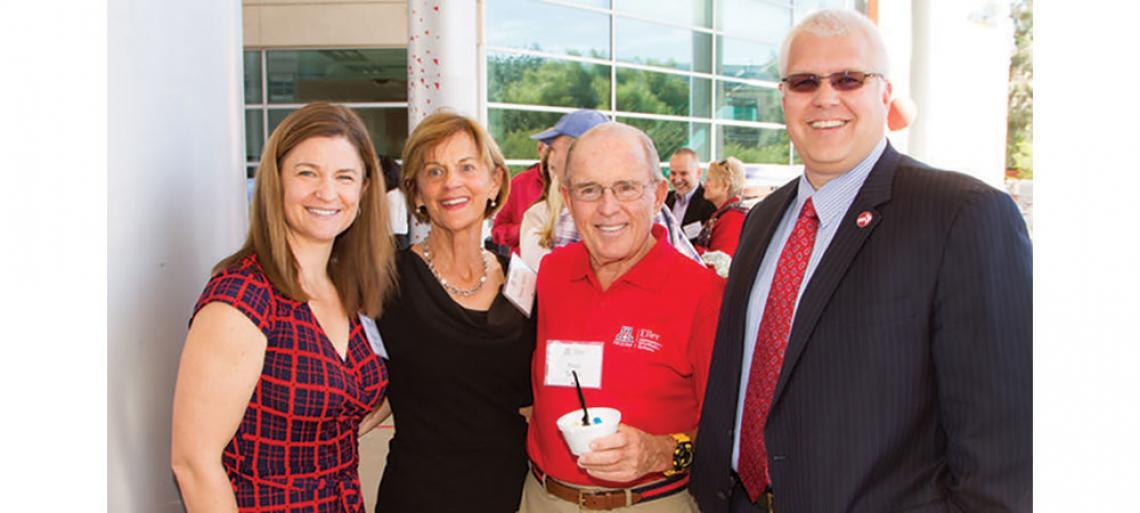 Eller College Announces $2.5M Gift for Health Care Innovations Center