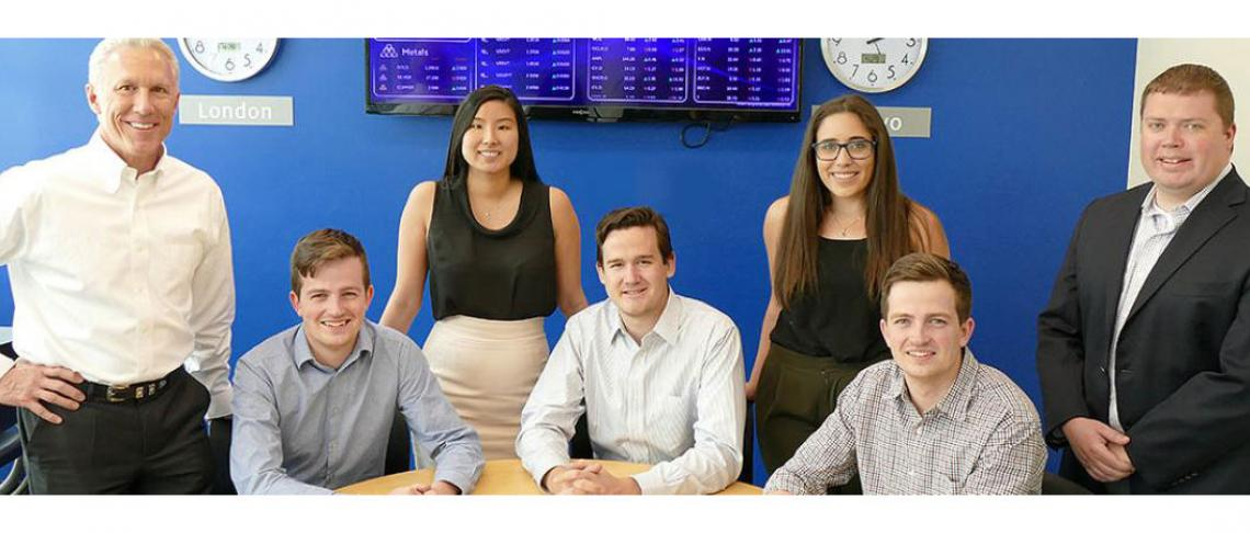 UA Eller Finance Team Earns Top Prize in the Chicago Quantitative Alliance Investment Challenge