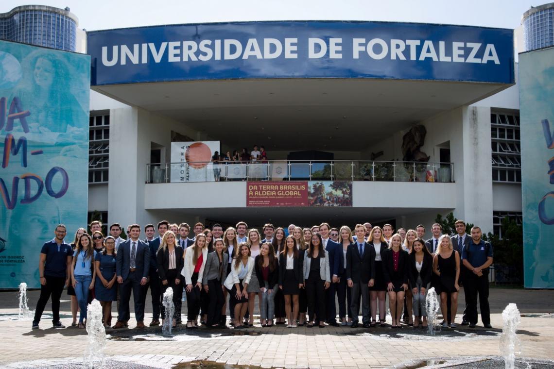 Students in Brazil