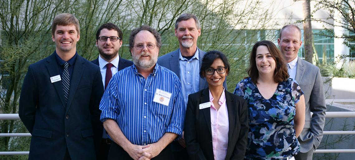 Eller Business Consulting / Arizona Geological Survey team