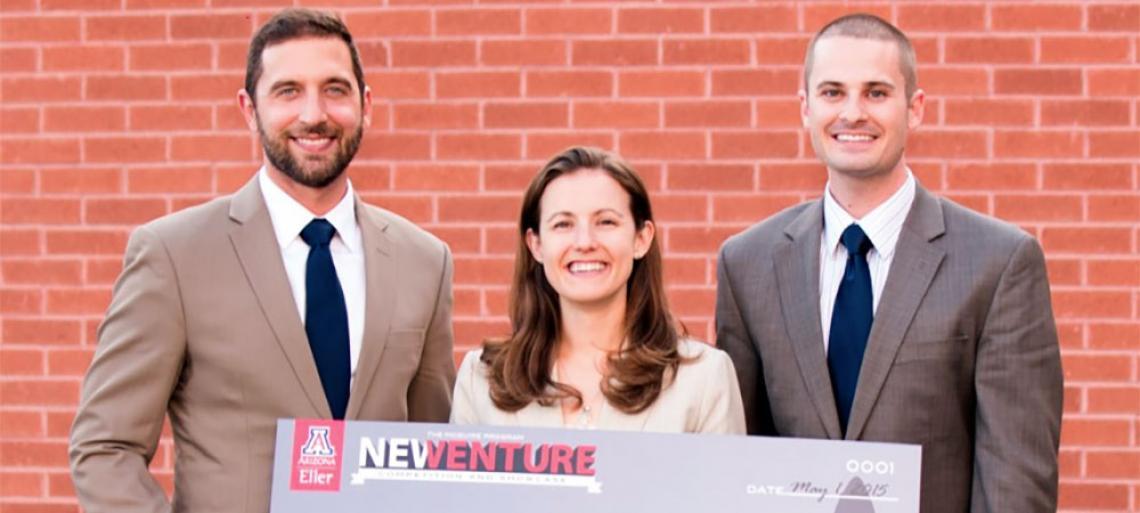 Co.Host New Venture Development Program team
