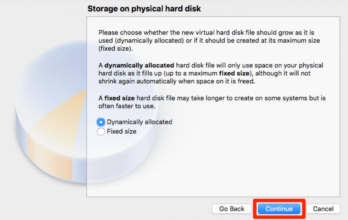 dynamic fixed storage