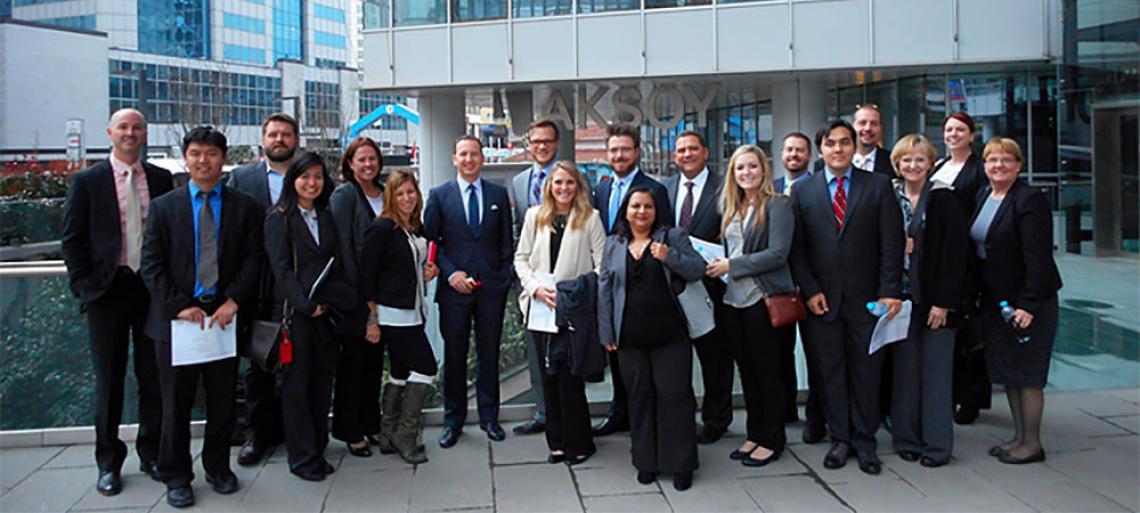 Evening MBA Students Raise Funds for Turkey Nonprofit