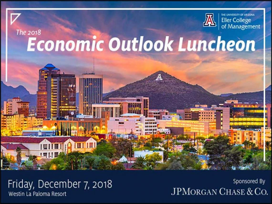 Economic Outlook Luncheon 2018 - Economic and Business Research Center