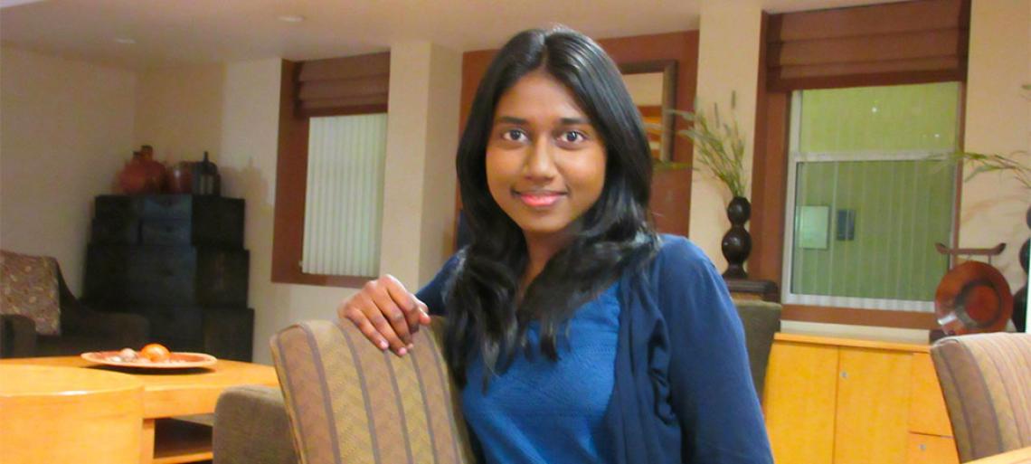 Janani Gopinath