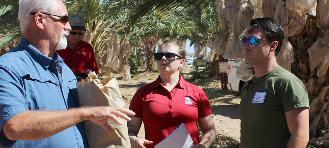 Students Pilot Innovative Farming Practices in Yuma