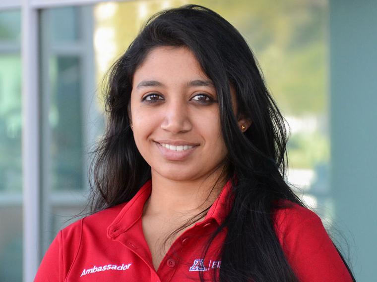 Sahana Shreeshan