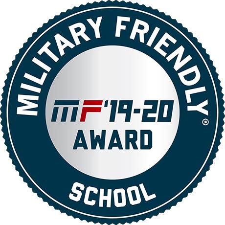 MF Military Friendly School '19-20 Silver