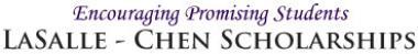 LaSalle-Chen Scholarship