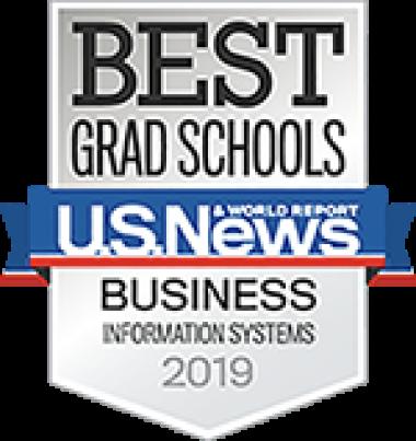 U.S. News & World Report Best Grad Schools: Business Information Systems