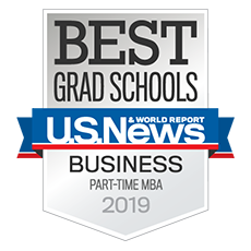 U.S. News & World Report Best Colleges: Business Programs (Part-Time MBA)